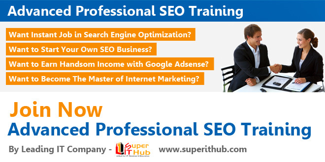 Advanced Professional SEO Training for SEO Masters