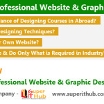 Advanced Professional Website & Graphic Designing